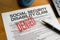 Chicago Social Security disability attorney - Disability Claim Form