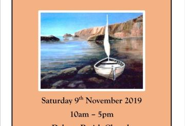 Dalgety Bay Art Club - Autumn Exhibition 2019 Saturday 9 November 2019