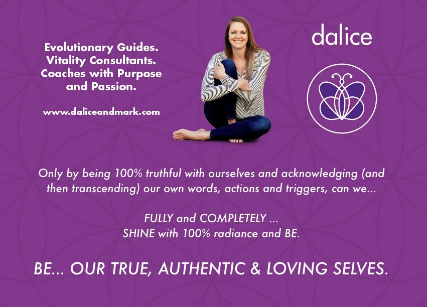 Dalice - Coach with Purpose & Passion