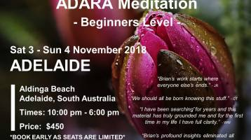 ADARA – Discover The True Art of Meditation