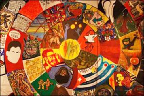 Morale d'un murale cubano   di Paolo Fabbri