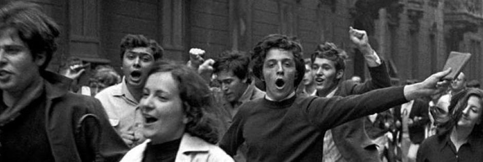 Facce da '68   di Adriano Sofri