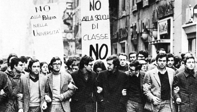 Il mio Sessantotto: il respiro della libertà     di Donato Salzarulo