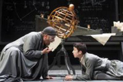 Fede e Ragione nel Galileo di Brecht    di Cesare Molinari