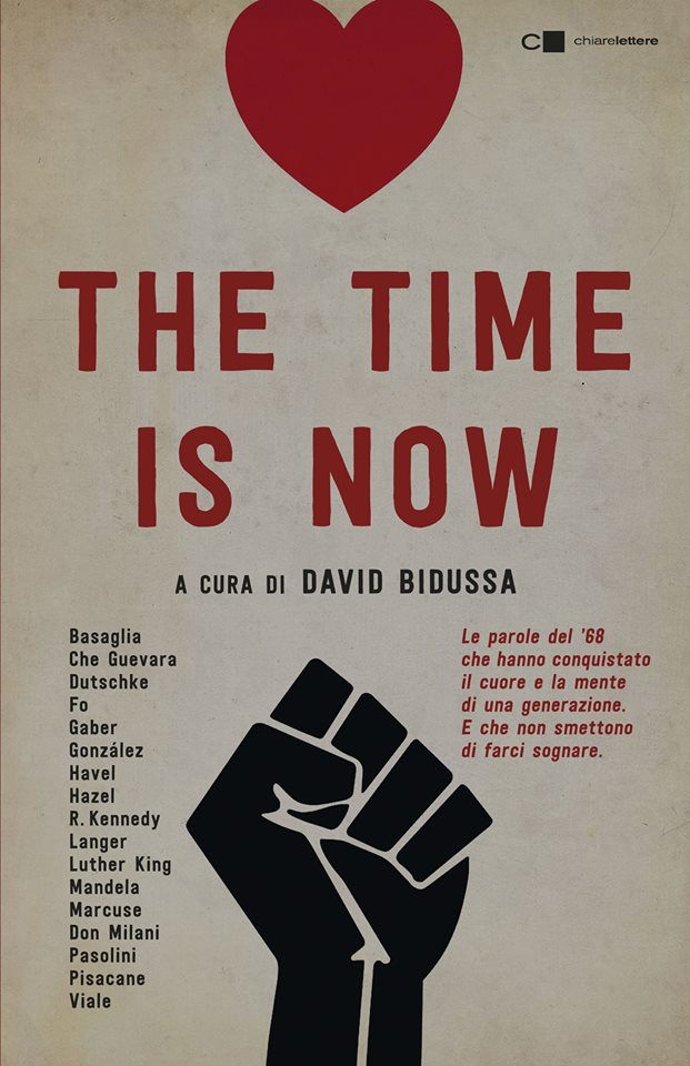 The time is now     di David Bidussa