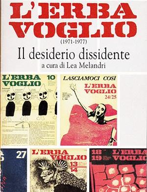 Αποτέλεσμα εικόνας για rivista l'Erba Voglio anni 70