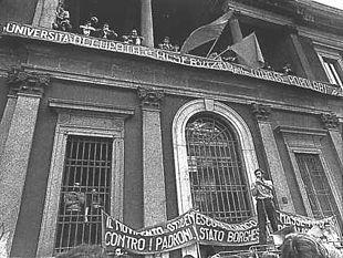 Il '68 unì l'Italia, il post-'68 l'ha divisa   di Stefano Levi Della Torre