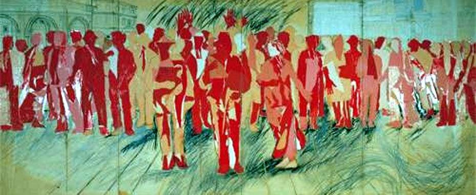 """Sulla sinistra """"rosso bruna""""         di Carlo Galli"""