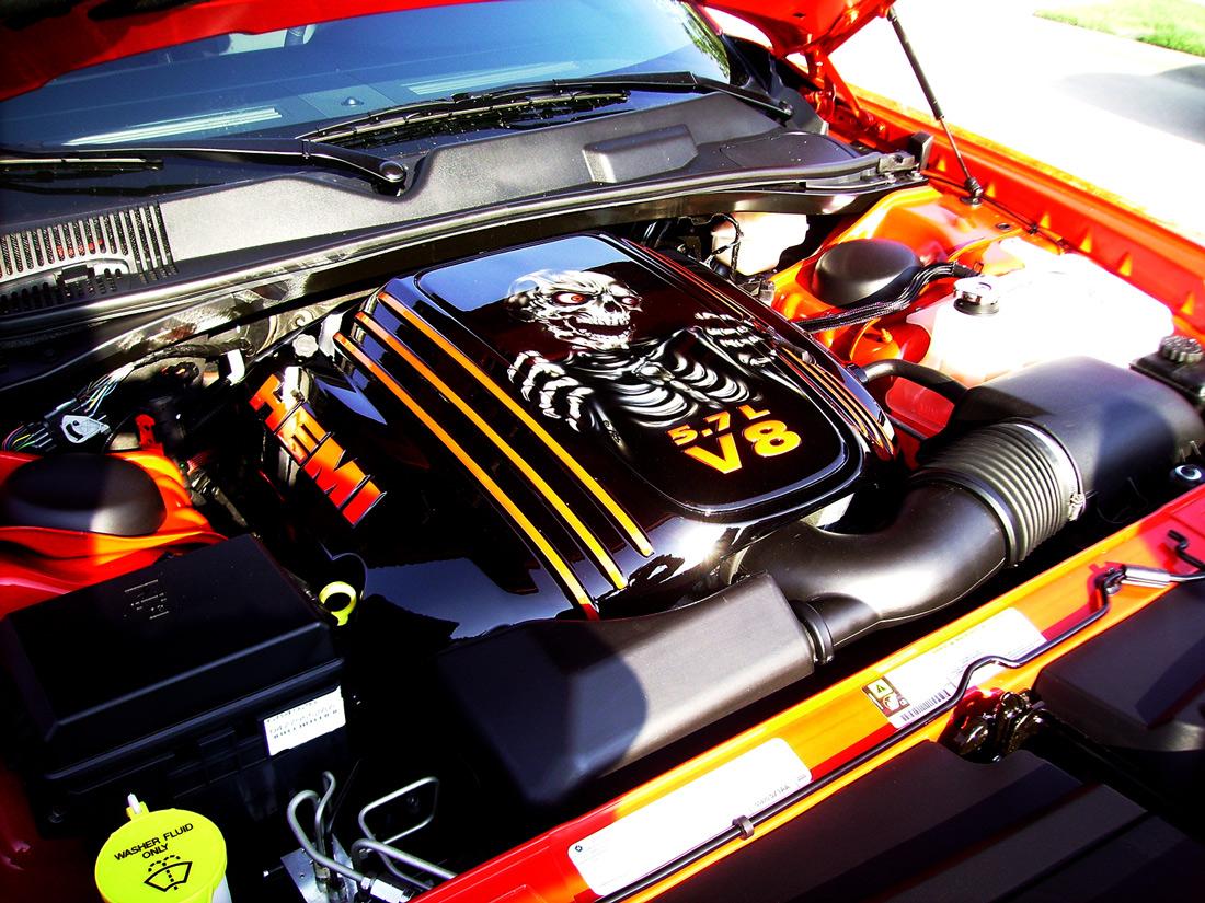 Paint Jobs Car Drag Custom