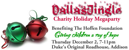 Dallas Jingle Charity Holiday Megaparty