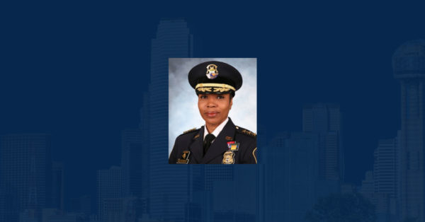 U. Renee Hall named new Dallas Police Chief