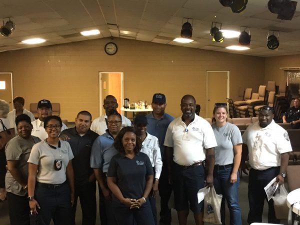 City partners with Kiest Cliff volunteers to keep neighborhood safe