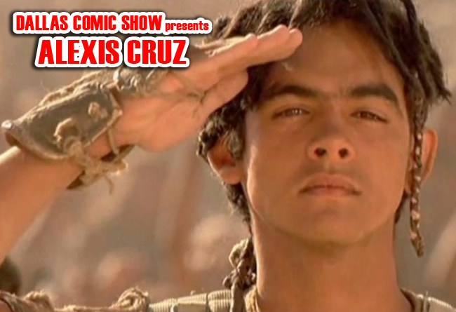 STARGATE and STARGATE SG-1 star Alexis Cruz comes to DCS Feb 11-12