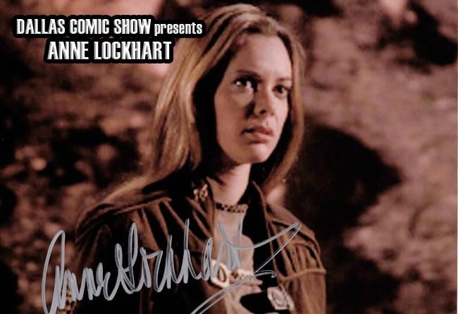 "BATTLESTAR GALACTICA's ""Sheba"" – Anne Lockhart comes to DCS Feb 11-12"