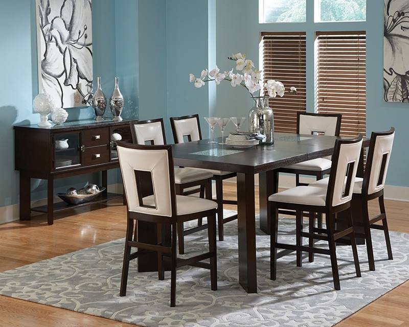 Dining Room Sets Dallas Tx Calabasas Rustic Dining Table Set With