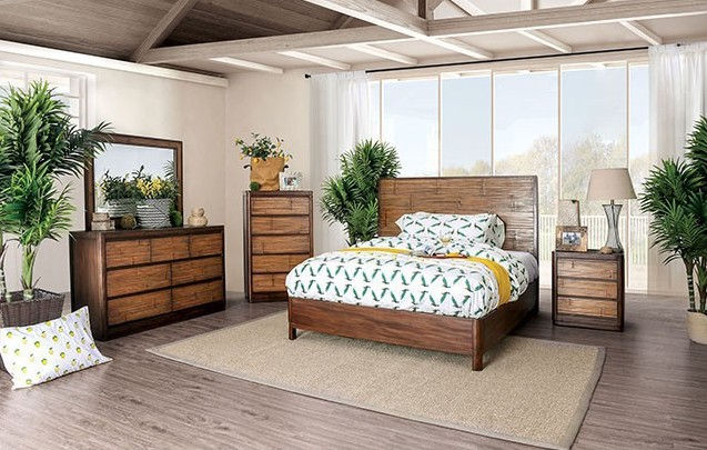 furniture of america cm7522 covilha bedroom set free delivery
