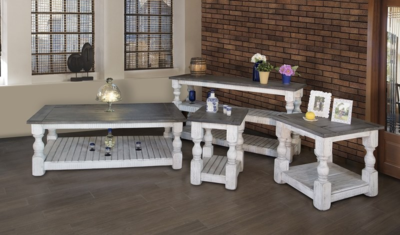 ifd furniture 469 stone rustic coffee table set dallas designer furniture
