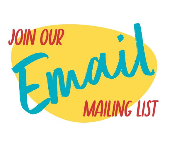 Join our email mailing list