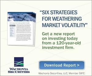 Wachovia Securities Barometer
