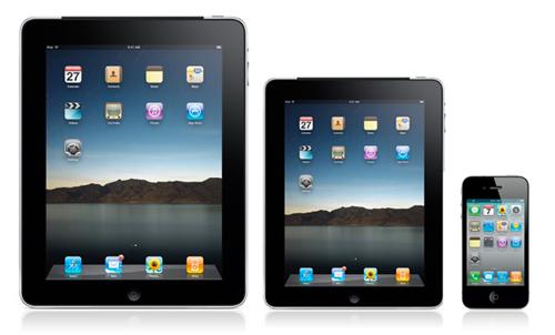 The iPad Family