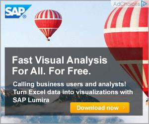 Lumira Fast Visual Analysis For All