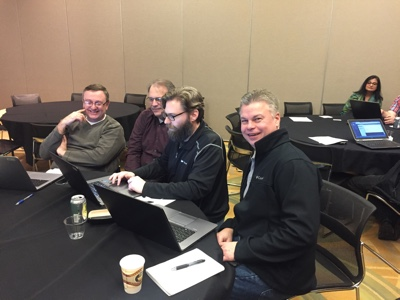 Tom Jung shares HANA programming knowledge at ASUG Developer Tools Day 2016