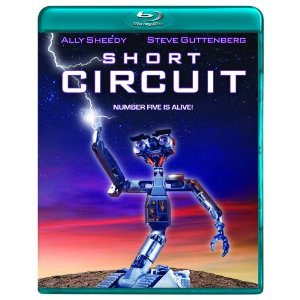 Short Circuit - Number Five is Alive on Blu Ray