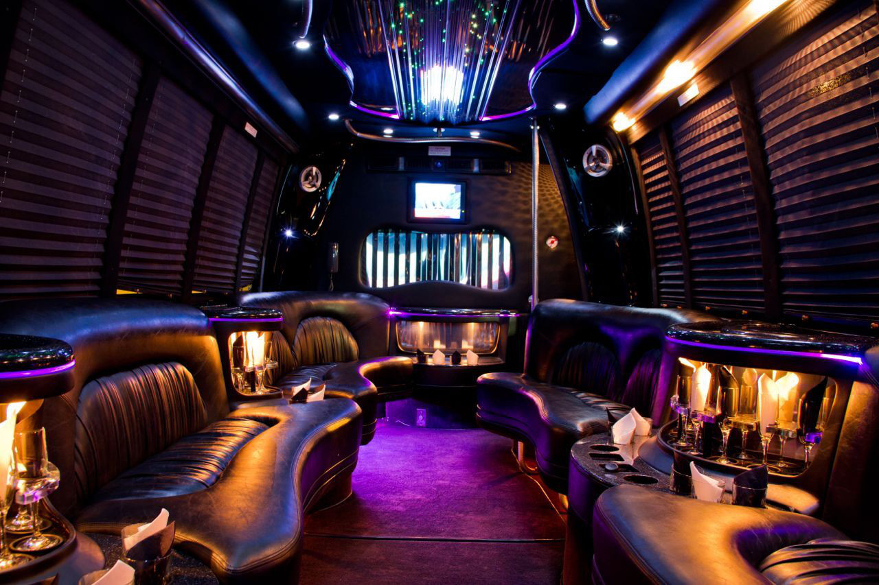 Party Bus Rentals Dallas TX Party Buses