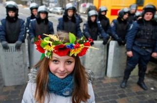 Революция достоинства в Киеве: три года спустя