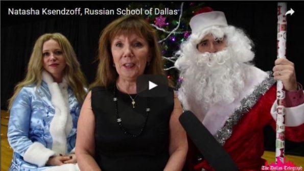 Natasha Ksendzoff, Russian School of Dallas
