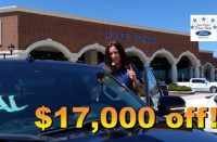 $17,000 off on Ford Expedition from Anna Alison at Five Star Ford of Dallas