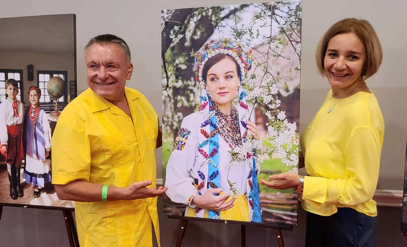 українська громада у Техасі