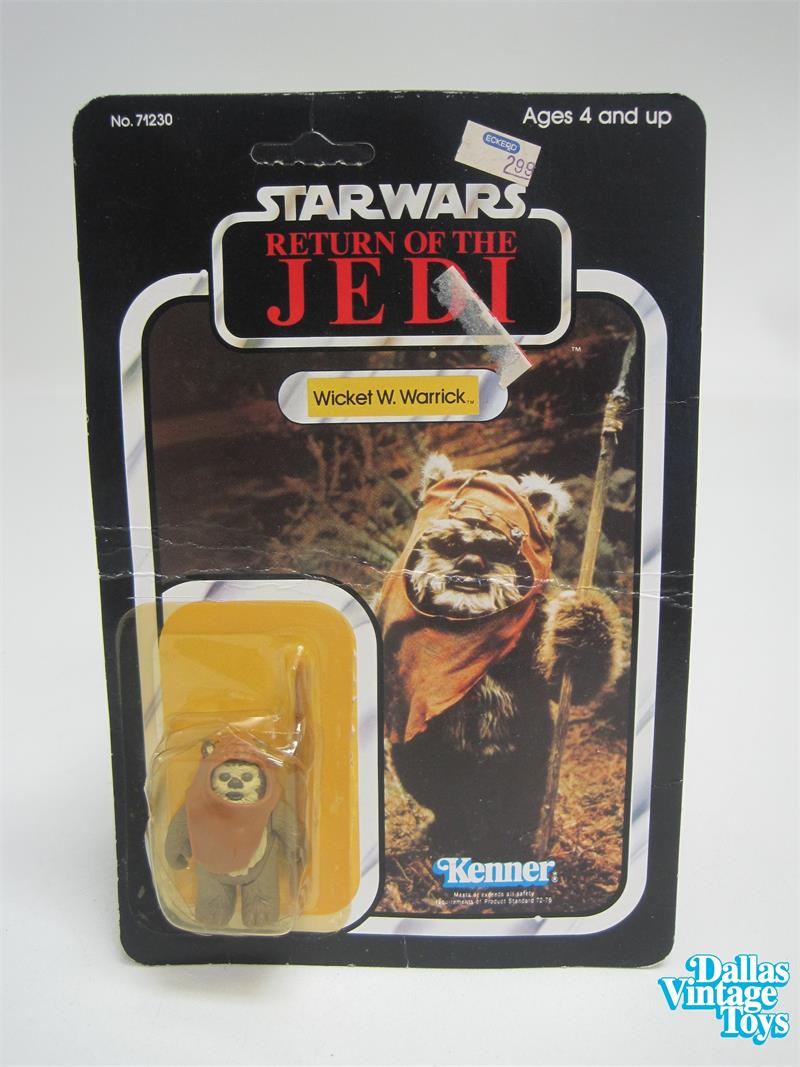 Kenner Star Wars Wicket