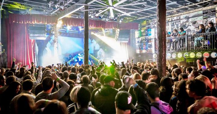 Trees Concert Venue Tickets Dallas VIP