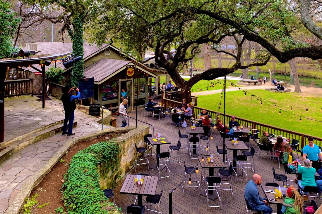 Wimberley, Texas - Fall Travel Ideas from Dallas