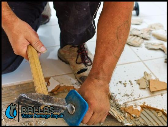 commercial restoration cleanup residential water damage removal dallas 116