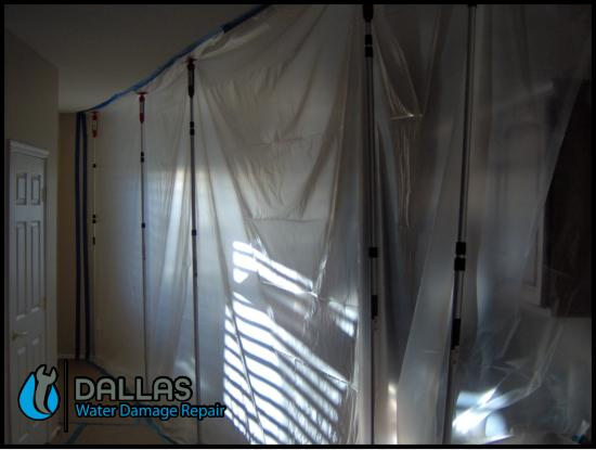 commercial restoration cleanup residential water damage removal dallas 129