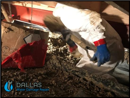 commercial restoration cleanup residential water damage removal dallas 152
