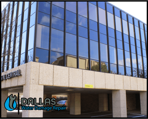 dallas water damage repair restoration commercial residential home office 52
