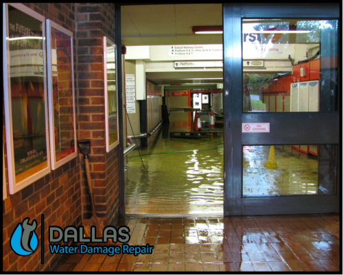 dallas water damage repair restoration commercial residential home office 72