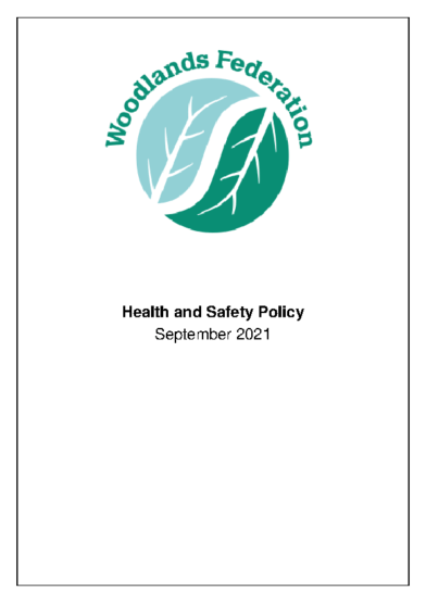 Health & Safety Policy September 2021