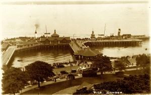 Pier Dunoon