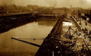 Kingston Dock Fire 1782