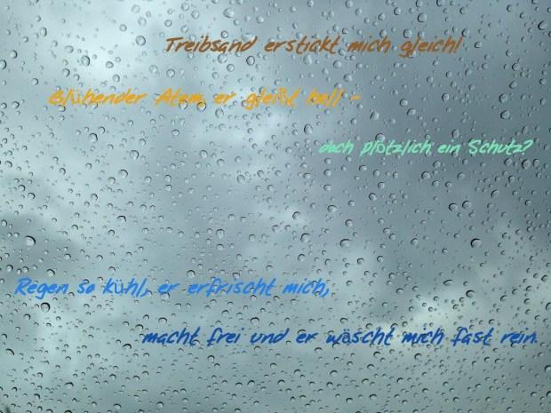 "Hilfe (alle Rechte liegen bei mir); Foto: ""Windscreen Rainstorm"" von Samuel (CCBYNC) by Flickr_verändert"