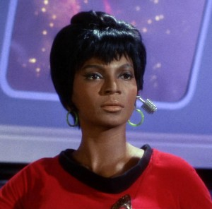"""Uhura"" v. Vernon Area Public Library (CCBYNC) by flickr"