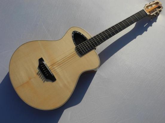 """Modell """"Europa""""; kraushaar-gitarren.de"""