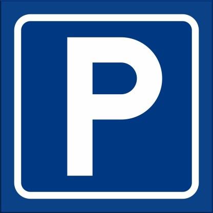 Skylt, Parkering