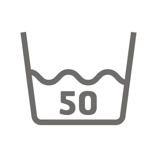 Maskintvätt 50°