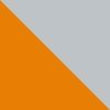 Orange / Grå