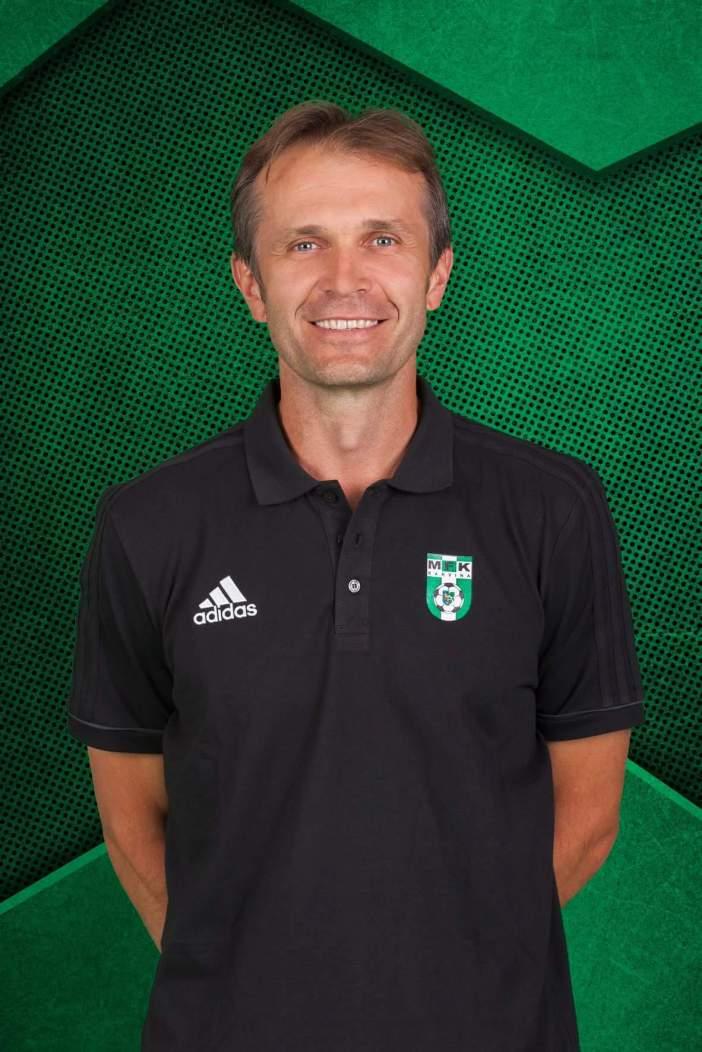 Branislav Rsezoto dalsomto futbal